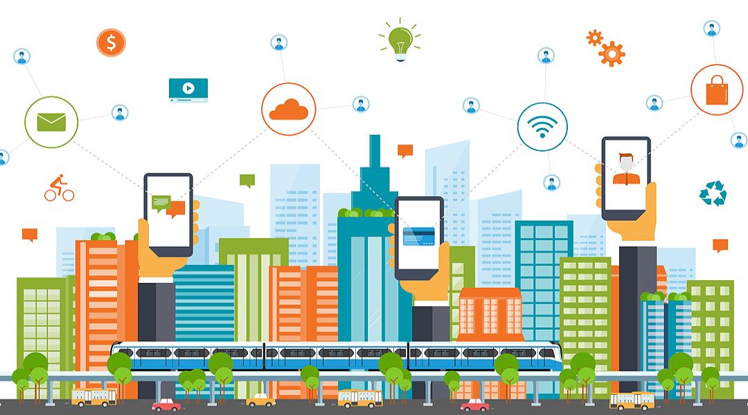 Sociedade em rede: para ser uma cidade inteligente um dos passos é ser uma cidade digital