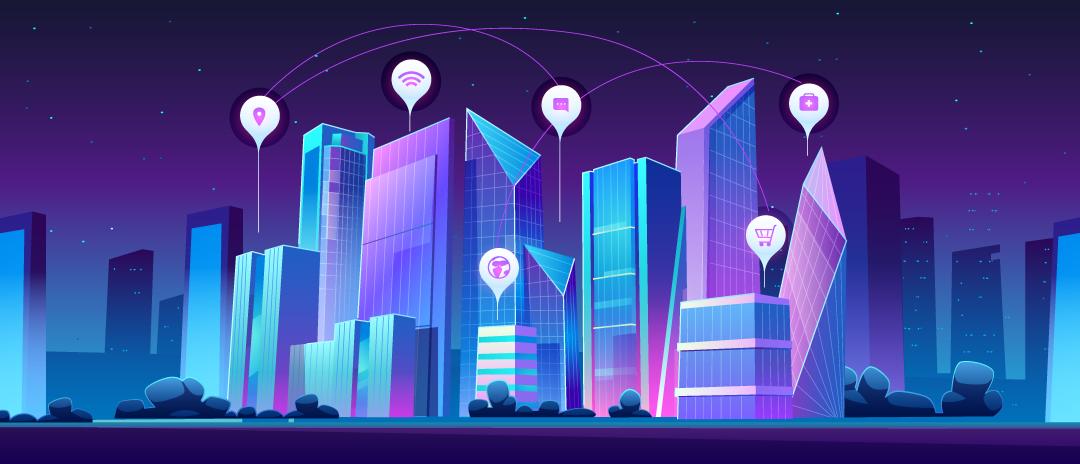 """As """"Smart Cities"""" já estão entre nós, saiba como são desenvolvidas essas cidades inteligentes"""